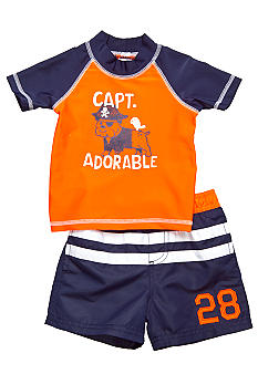 Carter's 2-Piece Captain Adorable Swim Set