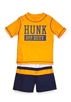 Carter's 2-Piece Hunk Swim Set Toddler Boys