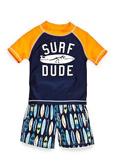 Carter's 2-Piece 'Surf Dude' Swim Set Toddler Boys