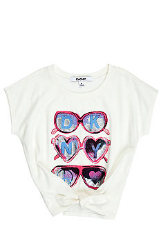 DKNY Kiki Shades Top Toddler Girls