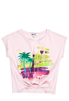 DKNY Sunshine Top Toddler Girls