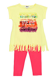 DKNY Love NYC Set Toddler Girls