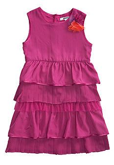 DKNY Whimsy Dress Toddler Girls