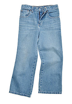 J Khaki 5-Pocket Boot Cut Jean Toddler Boys