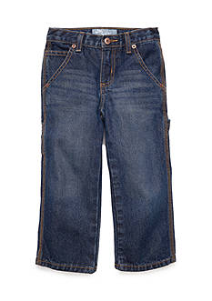 JK Indigo Carpenter Jeans Toddler Boys