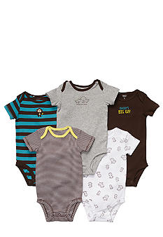 Carter's EDV 5-Pack Monkey Bodysuit