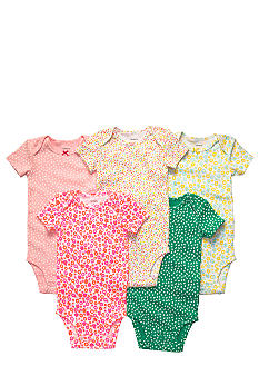 Carter's EDV 5-Pack Novelty Bodysuit Set