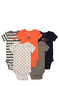 Carter's 5-Pack Soft Bodysuits