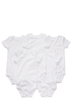Carter's 5-Pack Short Sleeve Bodysuits