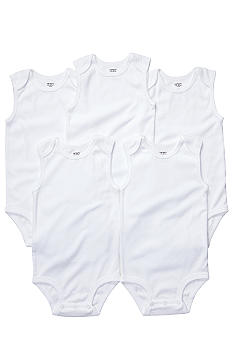 Carter's 5-Pack Sleeveless Bodysuits