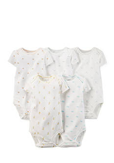 Carter's 5-Pack Short Sleeve Assorted Bodysuits