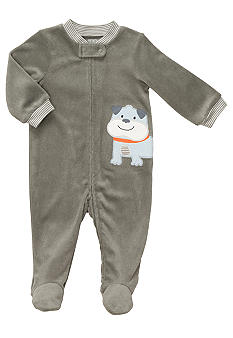 Carter's® EDV Dog Terry Sleep and Play