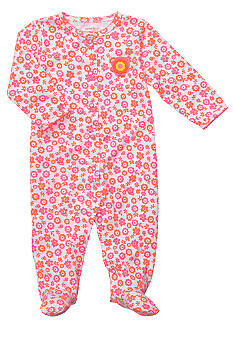 Carter's EDV Floral Sleep & Play