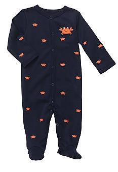 Carter's EDV Footed Crab Sleep & Play