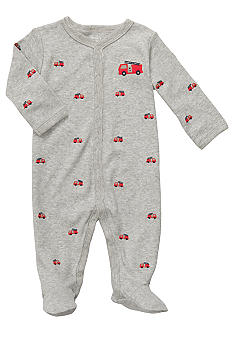 Carter's EDV Firetruck Sleep & Play