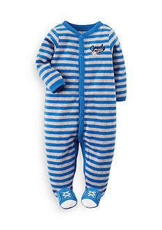 Carter's Allstar Striped Sleep and Play