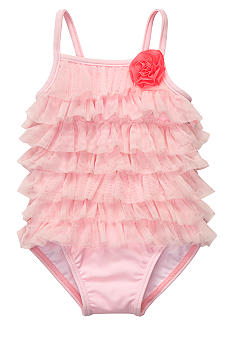 Carter's Ruffled One-Piece Swimsuit