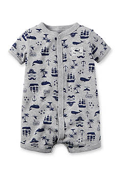 Carter's Printed Pirate Creeper