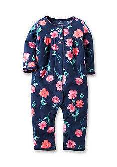 Carter's Fleece Jumpsuit