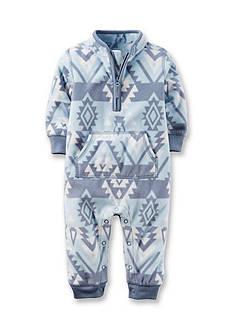 Carter's Fleece Jumpsuit