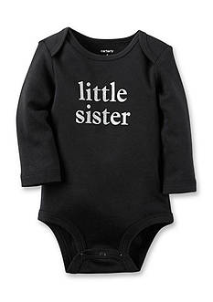 Carter's Little Sister Collectible Bodysuit