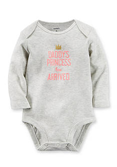 Carter's Daddy's Princess Collectible Bodysuit