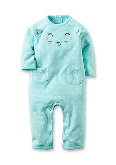 Carter's Footless Sleep and Play Bodysuit