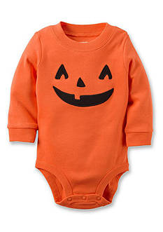 Carter's Pumpkin Collectible Bodysuit