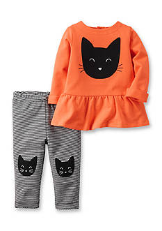 Carter's 2-Piece Halloween French Terry Tunic & Legging Set