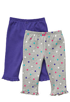 Carter's® EDV 2-Pack Pull-On Pant