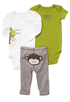 Carter's EDV Monkey 3-Piece Set