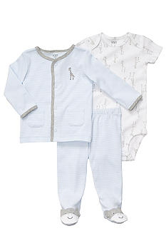Carter's EDV Safari 3-Piece Set