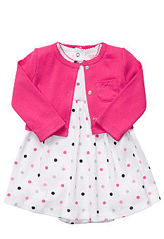 Carter's EDV Pink Dot 2-Piece Set