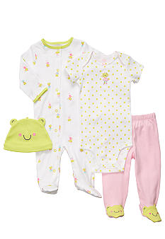Carter's Frog Sleep & Play Set