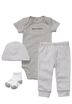 Carter's EDV Little Brother 4-Piece Set