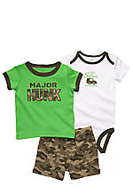Carter's® 3-Piece Major Hunk Set