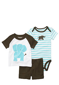 Carter's Elephant Diaper Cover Set