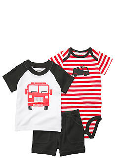 Carter's 3-Piece Firetruck Set