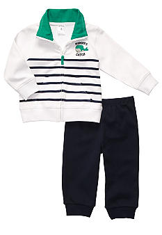 Carter's Mommy's Catch Cardigan and Pant Set
