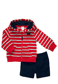 Carter's 2-Piece Stripe Cardigan Set