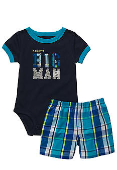 Carter's Daddy's Big Man 2-Piece Short Set