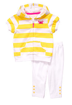 Carter's 2-Piece Striped Cardigan Set