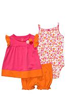 Carter's® 3-Piece Floral Set