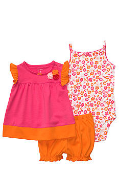 Carter's 3-Piece Floral Set