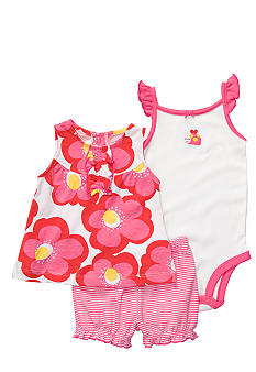Carter's 3-Piece Floral Play Set