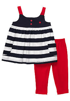 Carter's 2-Piece 4th of July Tunic Set