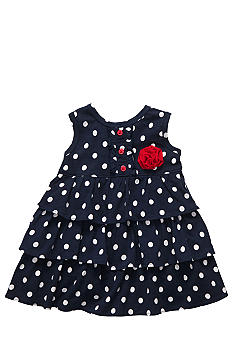 Carter's Polka Dot Dress Set
