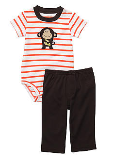 Carter's Monkey Pant Set