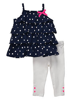 Carter's 2-Piece Polka Dot Legging Set