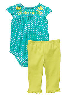 Carter's 2-Piece Polka Dot Set Toddler Girl